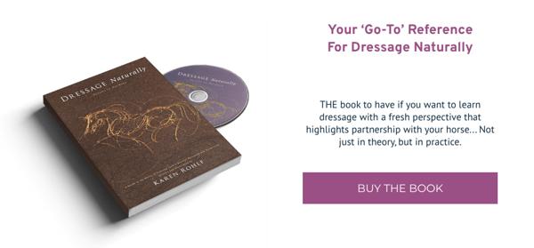 Karen Rohlf Dressage Naturally Book
