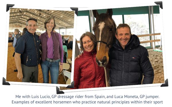 Karen Rohlf with Luis Lucio & Luca Moneta